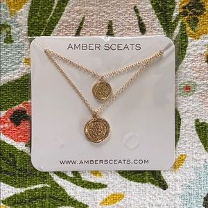 Amber Sceats Double Chin Necklace